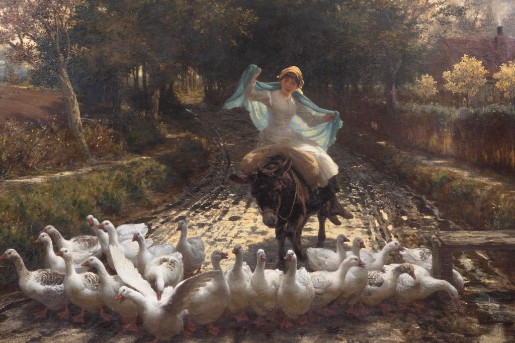 Datos que debes saber del pintor Philip Richard Morris